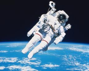Космонавтика. Шаг в профессию